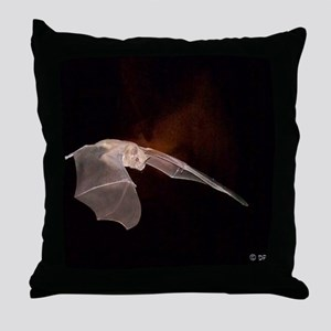 BAT9x12 Throw Pillow