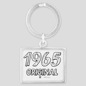 1965txt Landscape Keychain