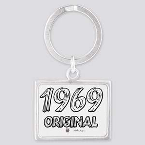 1969txt Landscape Keychain