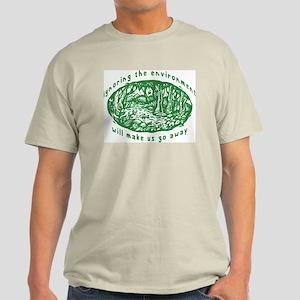 Environmental Ash Grey T-Shirt