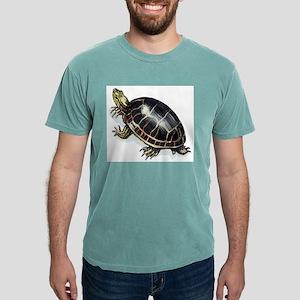 Painted turtle Mens Comfort Colors Shirt