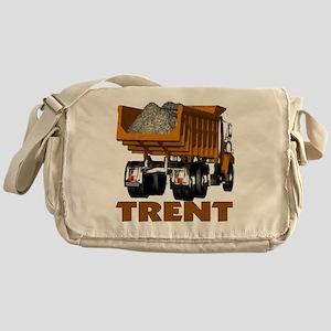 trentdumptruck Messenger Bag