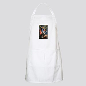 St. Michael the Archangel BBQ Apron