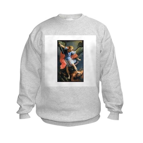 St. Michael the Archangel Kids Sweatshirt