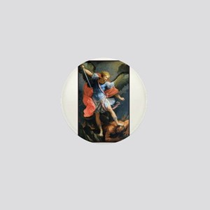 St. Michael the Archangel Mini Button