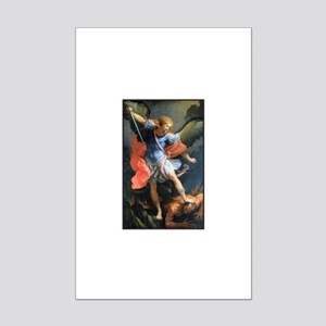 St. Michael the Archangel Mini Poster Print