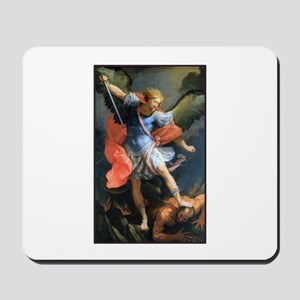 St. Michael the Archangel Mousepad