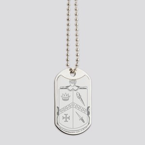 Stationary 4 Dog Tags