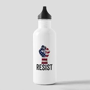 Resist Anti Trump Water Bottle
