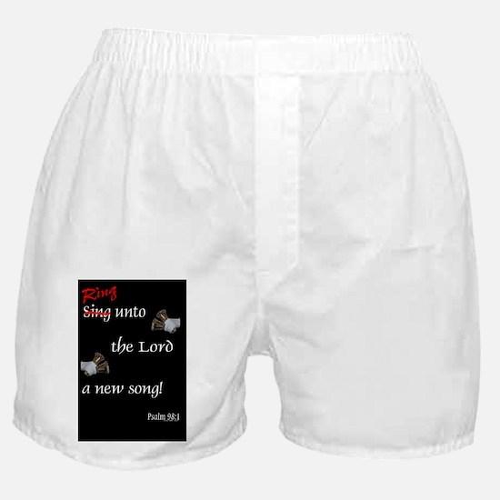 mini poster print Boxer Shorts