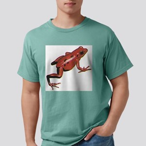 Arrow poison frog Mens Comfort Colors Shirt