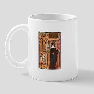 St. Scholastica Mug