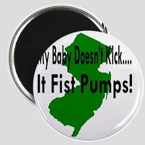 Baby Fist Pump Magnet