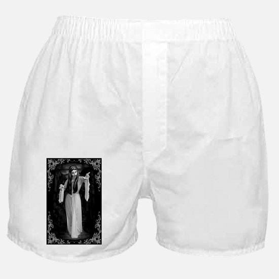 Vampire Bride Boxer Shorts