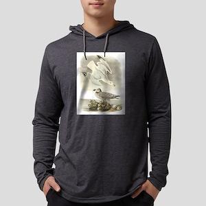 Herring Gull Mens Hooded Shirt