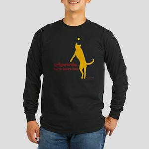 10x10 morefun csue wht Long Sleeve Dark T-Shirt