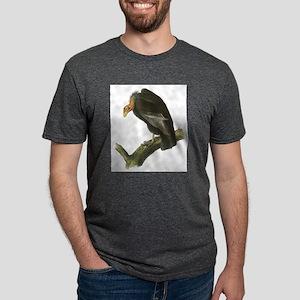 California Condor Mens Tri-blend T-Shirt
