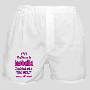 Isabella Boxer Shorts