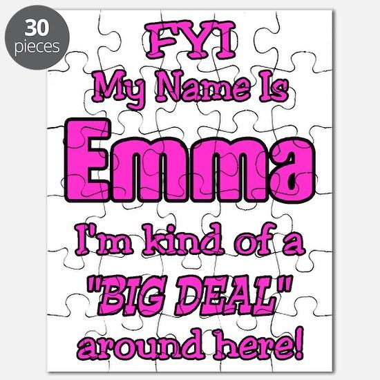 Emma Puzzle