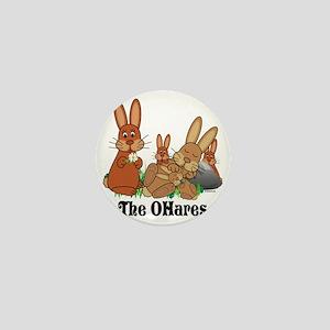 The O Hares Bright Mini Button