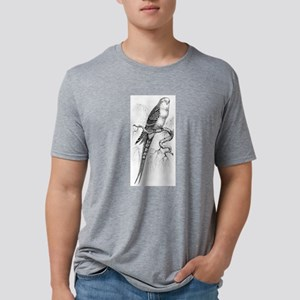 parakeet Mens Tri-blend T-Shirt