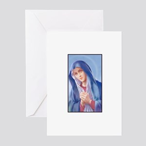 Sorrowful Mary Greeting Cards (Pk of 10)
