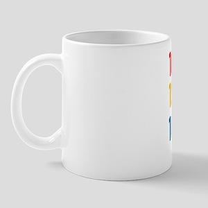 100% out Mug