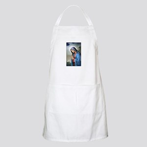 Mary Queen of Sorrows BBQ Apron
