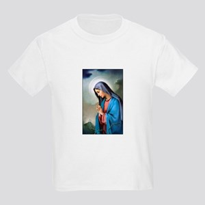 Mary Queen of Sorrows Kids T-Shirt