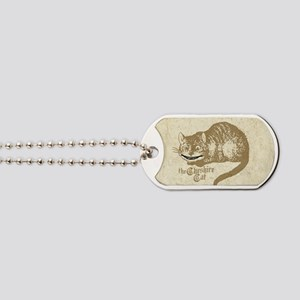 cheshire-cat_12x18 Dog Tags