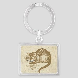 cheshire-cat_12x18 Landscape Keychain