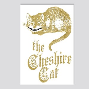 2-cheshire-cat_flat Postcards (Package of 8)