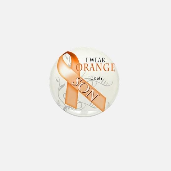 I Wear Orange for my Son Mini Button
