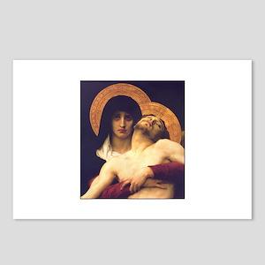 Pieta Postcards (Package of 8)