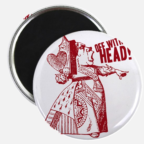 off-with-her-head-vintage_light Magnet