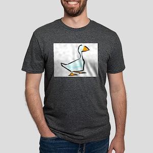 Goose Mens Tri-blend T-Shirt