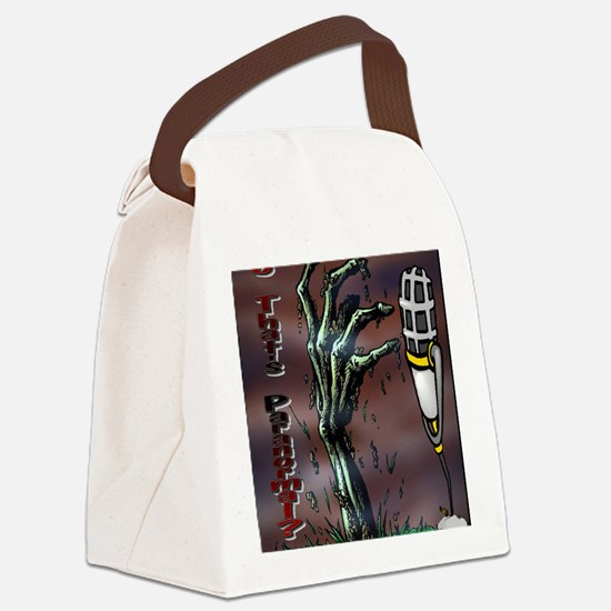radio 255555 Canvas Lunch Bag
