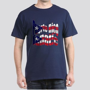 Puerto Rico sports fanatic Dark T-Shirt