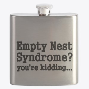 Empty Nest Syndrome Youre kidding Flask