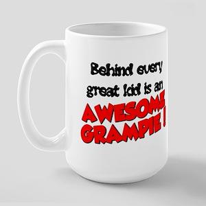 Behindeverygreatkidisanawesomegrampie Mugs