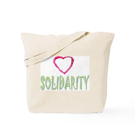"""""""Solidarity"""" Tote Bag"""