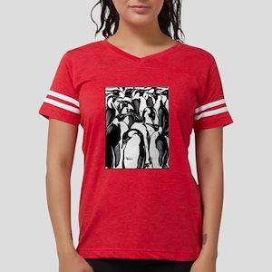 Penquins Womens Football Shirt