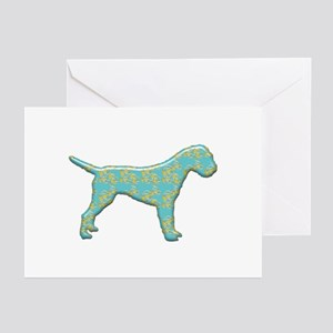Paisley Terrier Greeting Cards (Pk of 10)