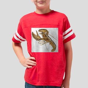 lobster Youth Football Shirt