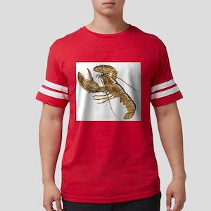 lobster Mens Football Shirt