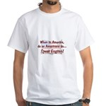 Do As Americans White T-Shirt