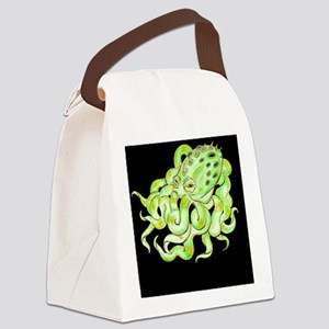 Octopus_TileKeepsake Canvas Lunch Bag