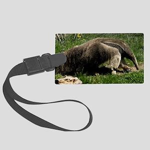 (4) Giant Anteater Large Luggage Tag