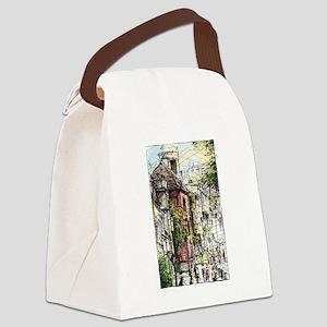 Montmartre 15 Canvas Lunch Bag