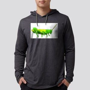 Grasshopper Mens Hooded Shirt